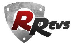 Rotary Revs logo