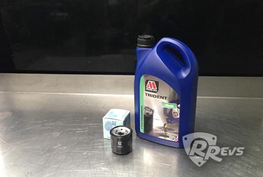 Interim Service Kit for Mazda RX-8