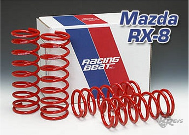 Racing Beat RX-8 Performance Springs items