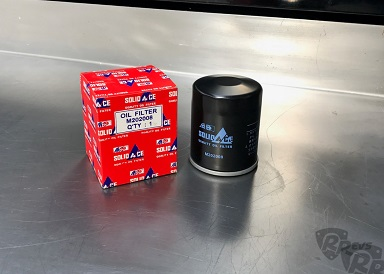 Solid Ace Series 2 R3 oil filter items