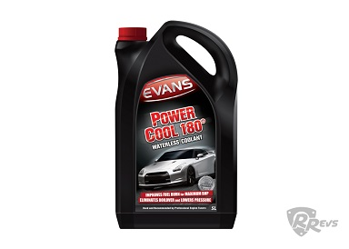 Evans Power Cool 180 5 litres items