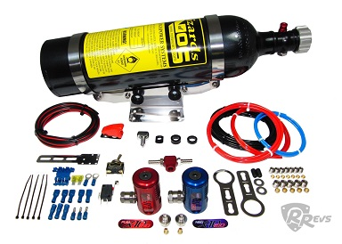 WON SB150i Nitrous Kit items