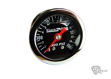 WON Nitrous pressure Gauge items