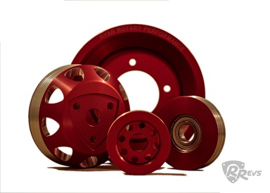 Ryan Rotary pulley kit S2 items