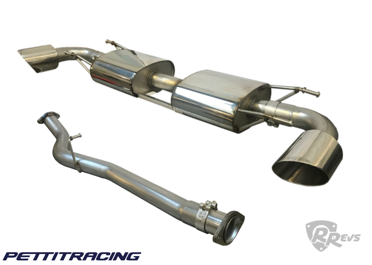 Pettit Racing Modular Catback items