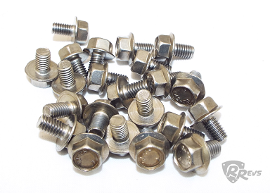 RX8 Stainless steel sump bolts items