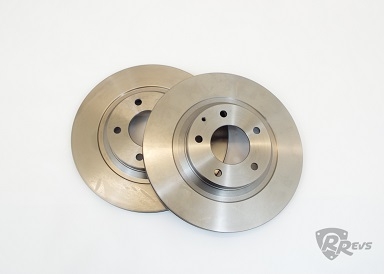 RTS Automotive Rear Brake Disks
