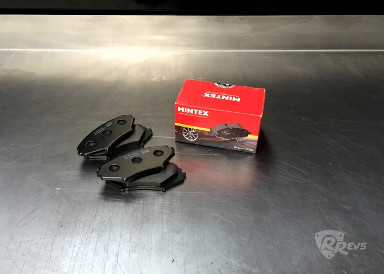OEM Spec. Mintex Brake Pads (Front) items