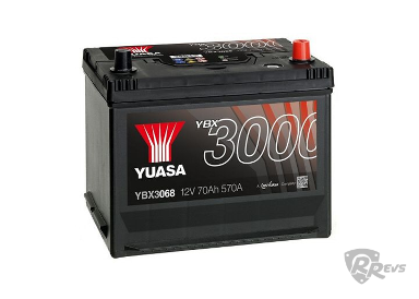 Yuasa YBX3068 Battery items