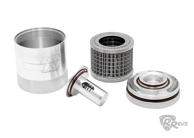 K+N S1 Lifetime Billet oil filter items