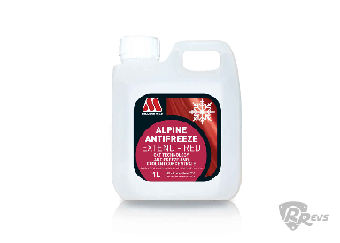 Millers Oils Alpine Antifreeze RED 1 litre